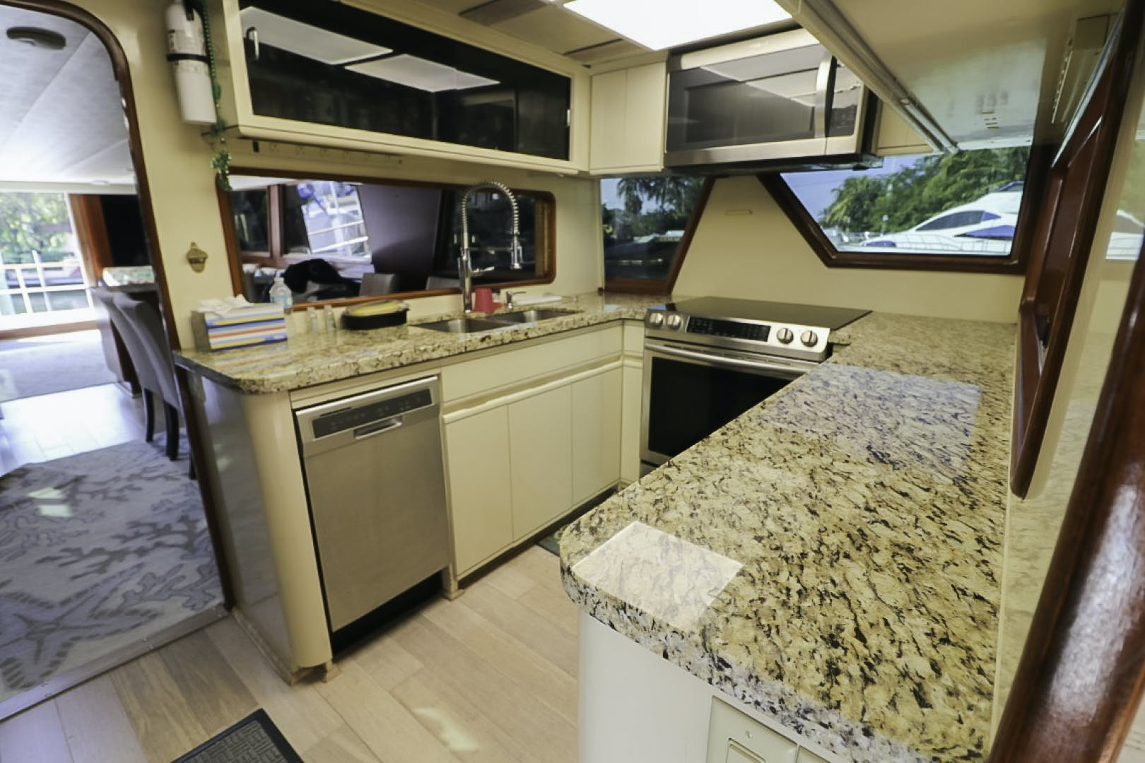 1988 Viking 70' 70 Cockpit Motor Yacht  | Picture 7 of 76