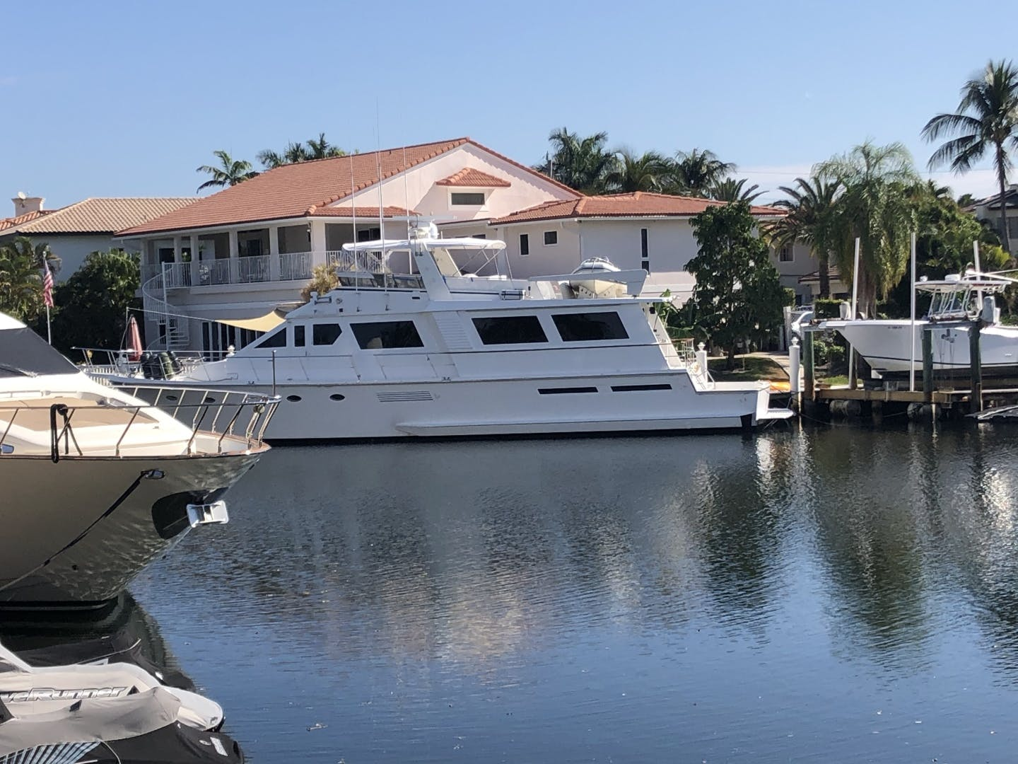 1988 Viking 70' 70 Cockpit Motor Yacht  | Picture 1 of 76