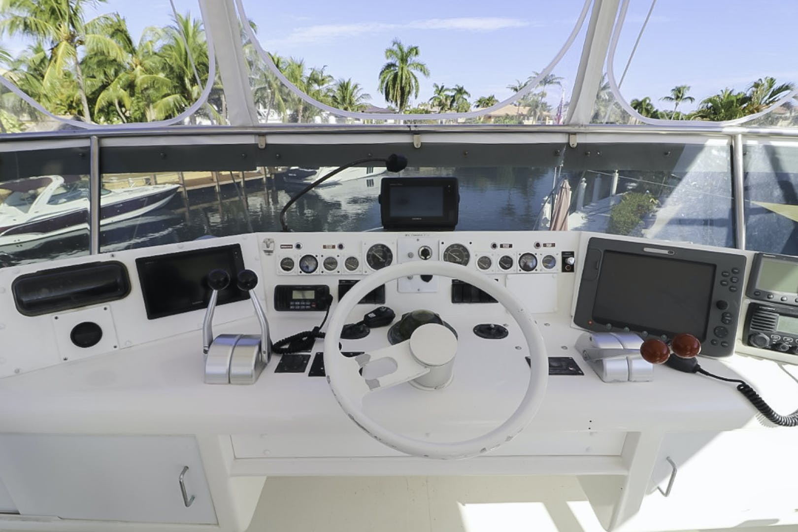 1988 Viking 70' 70 Cockpit Motor Yacht  | Picture 6 of 76