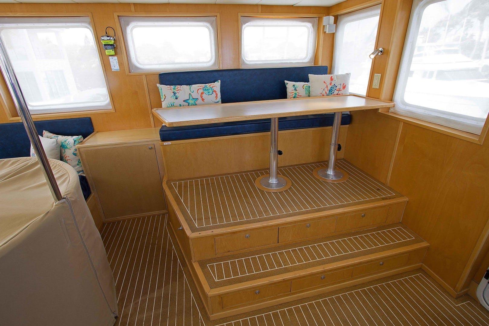 2000 Theriault & Son 60' Custom Catamaran Slumber Venture | Picture 1 of 35