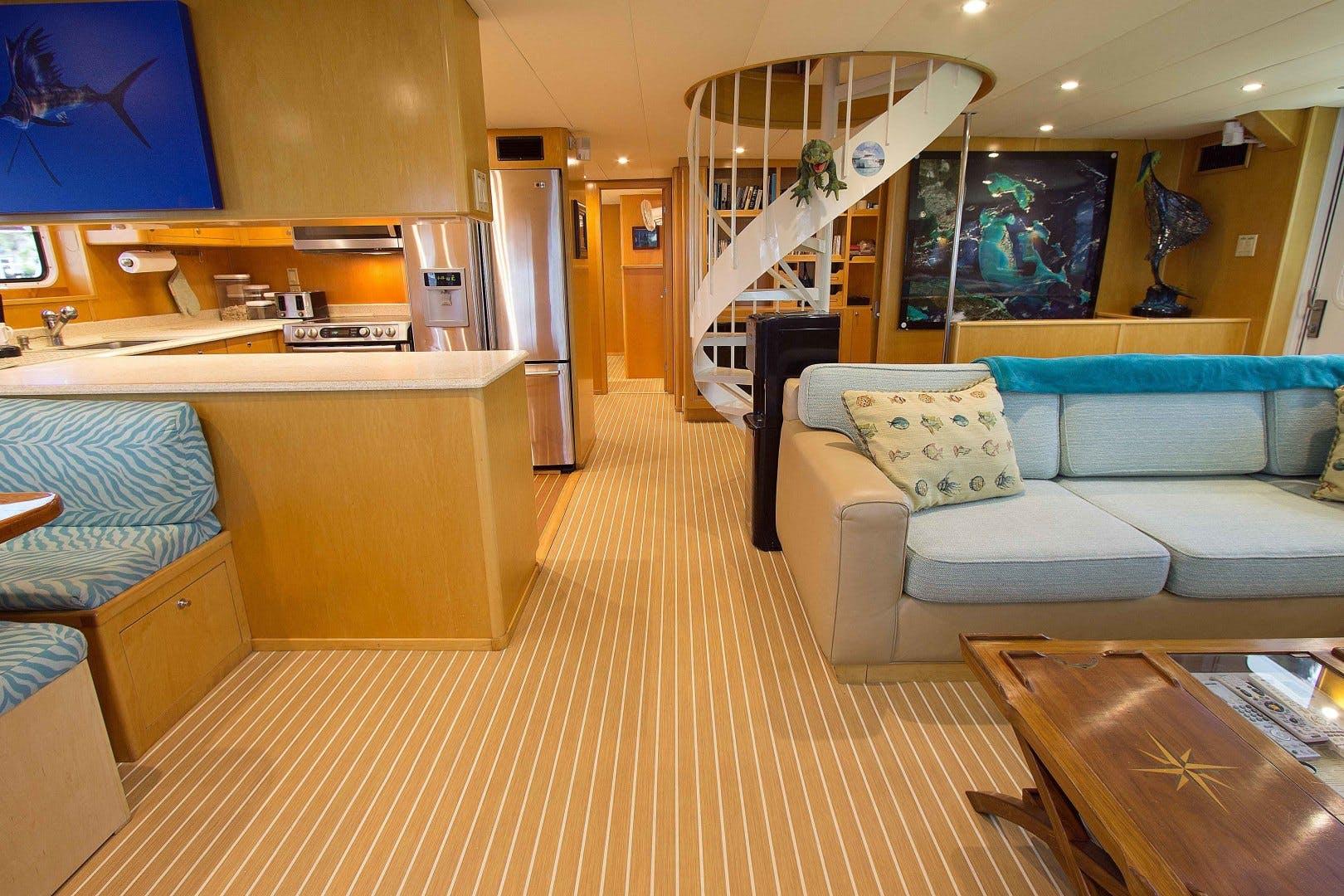 2000 Theriault & Son 60' Custom Catamaran Slumber Venture | Picture 7 of 35