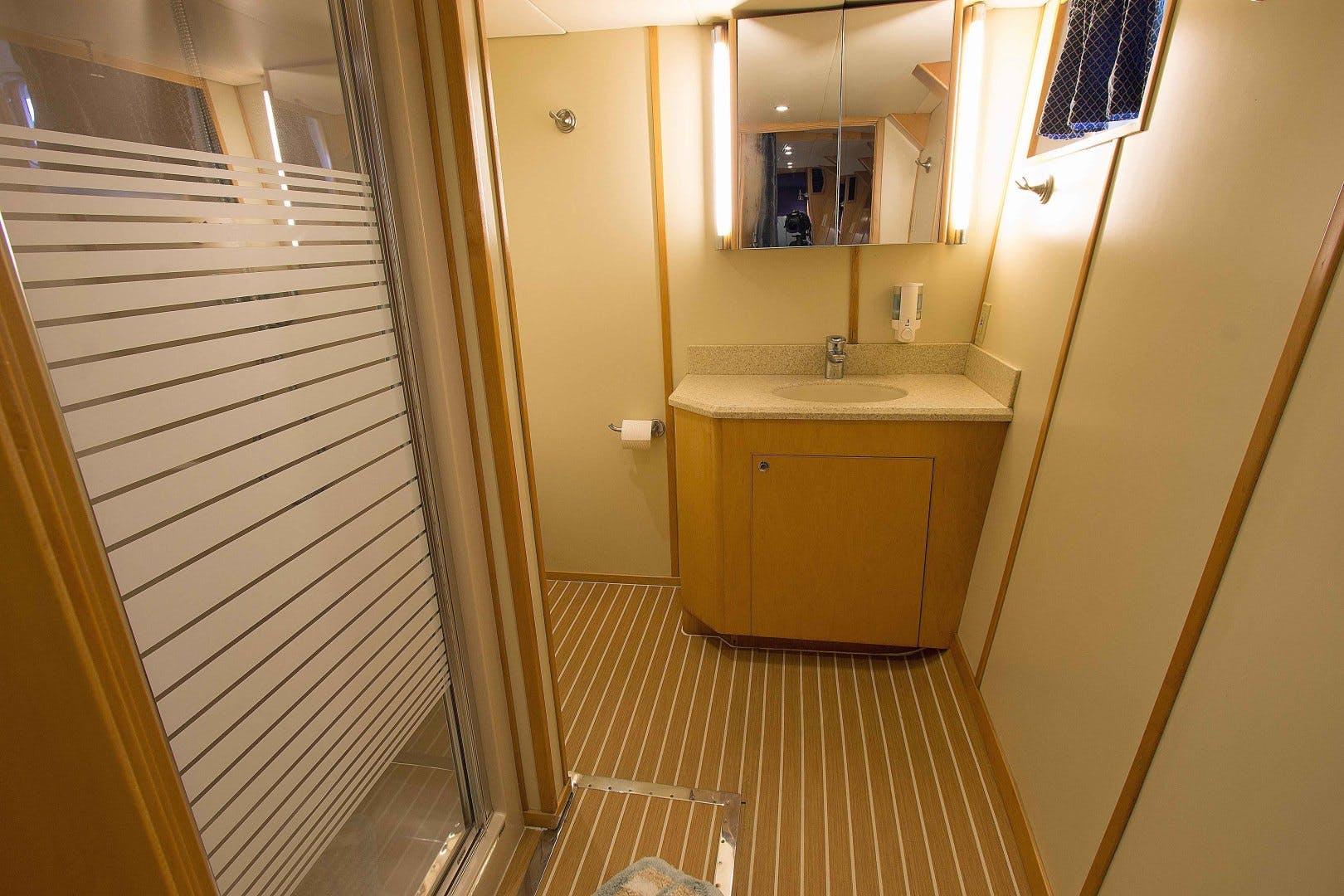 2000 Theriault & Son 60' Custom Catamaran Slumber Venture | Picture 6 of 35