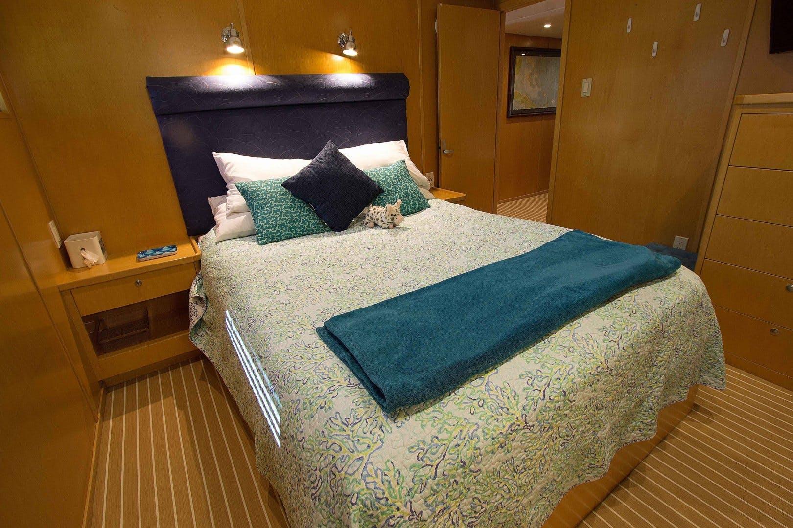 2000 Theriault & Son 60' Custom Catamaran Slumber Venture | Picture 8 of 35