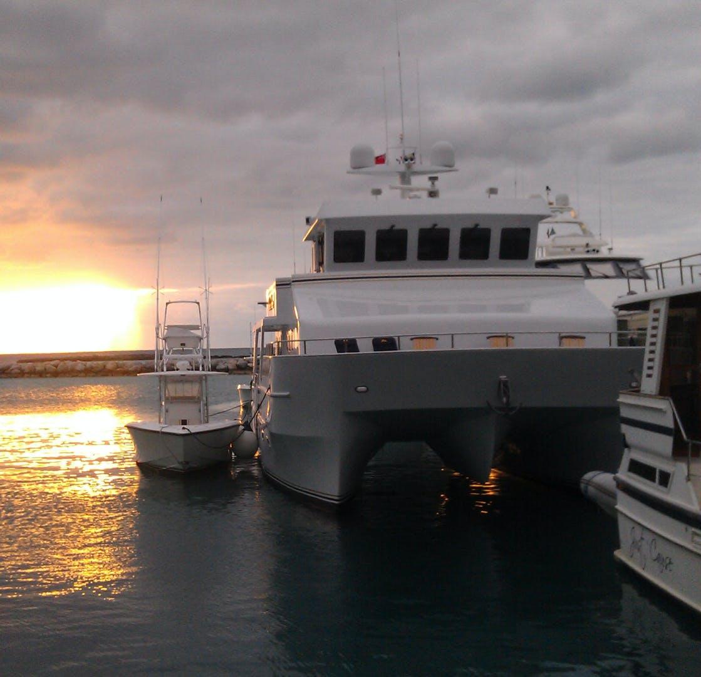 2000 Theriault & Son 60' Custom Catamaran Slumber Venture | Picture 3 of 35