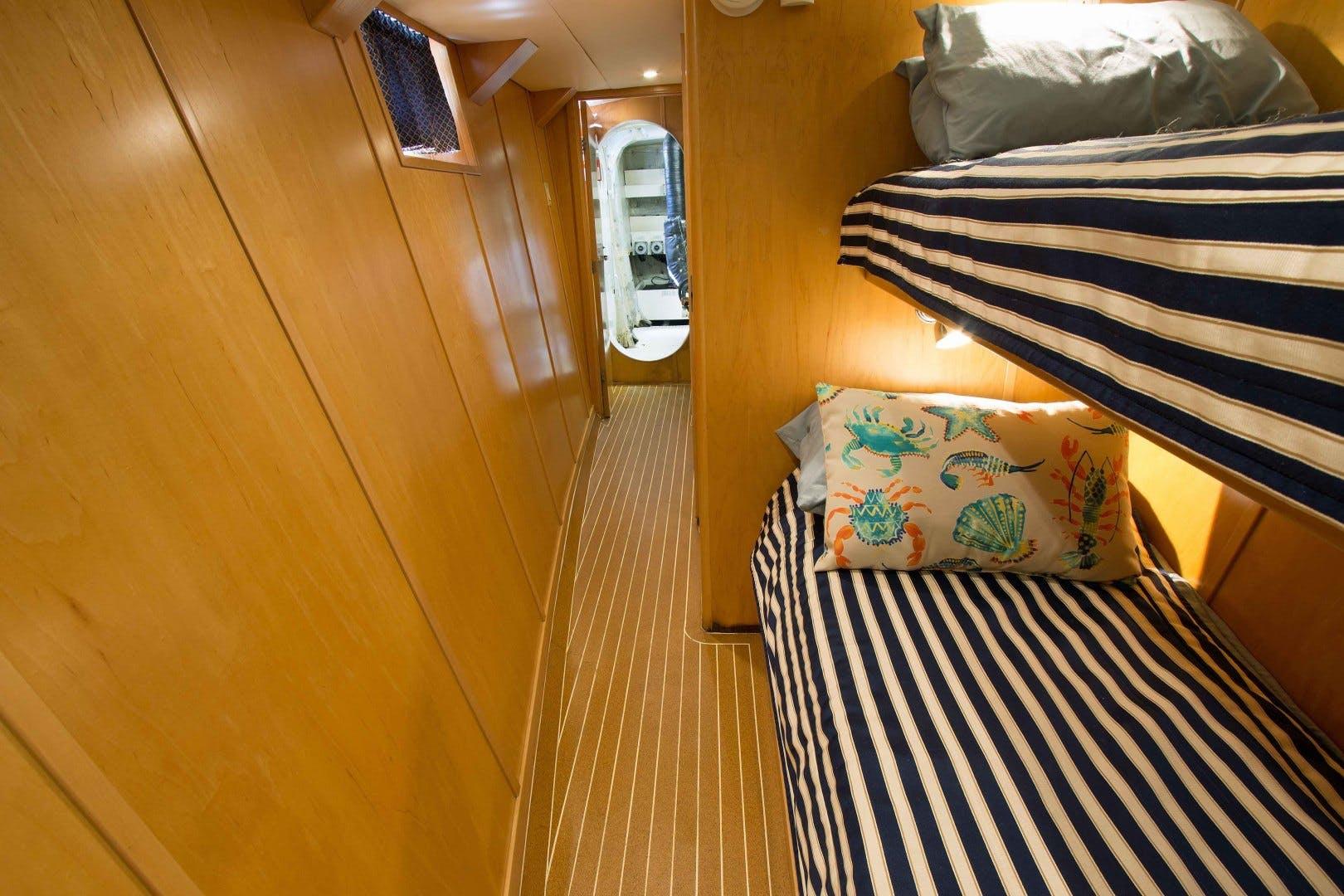 2000 Theriault & Son 60' Custom Catamaran Slumber Venture | Picture 5 of 35