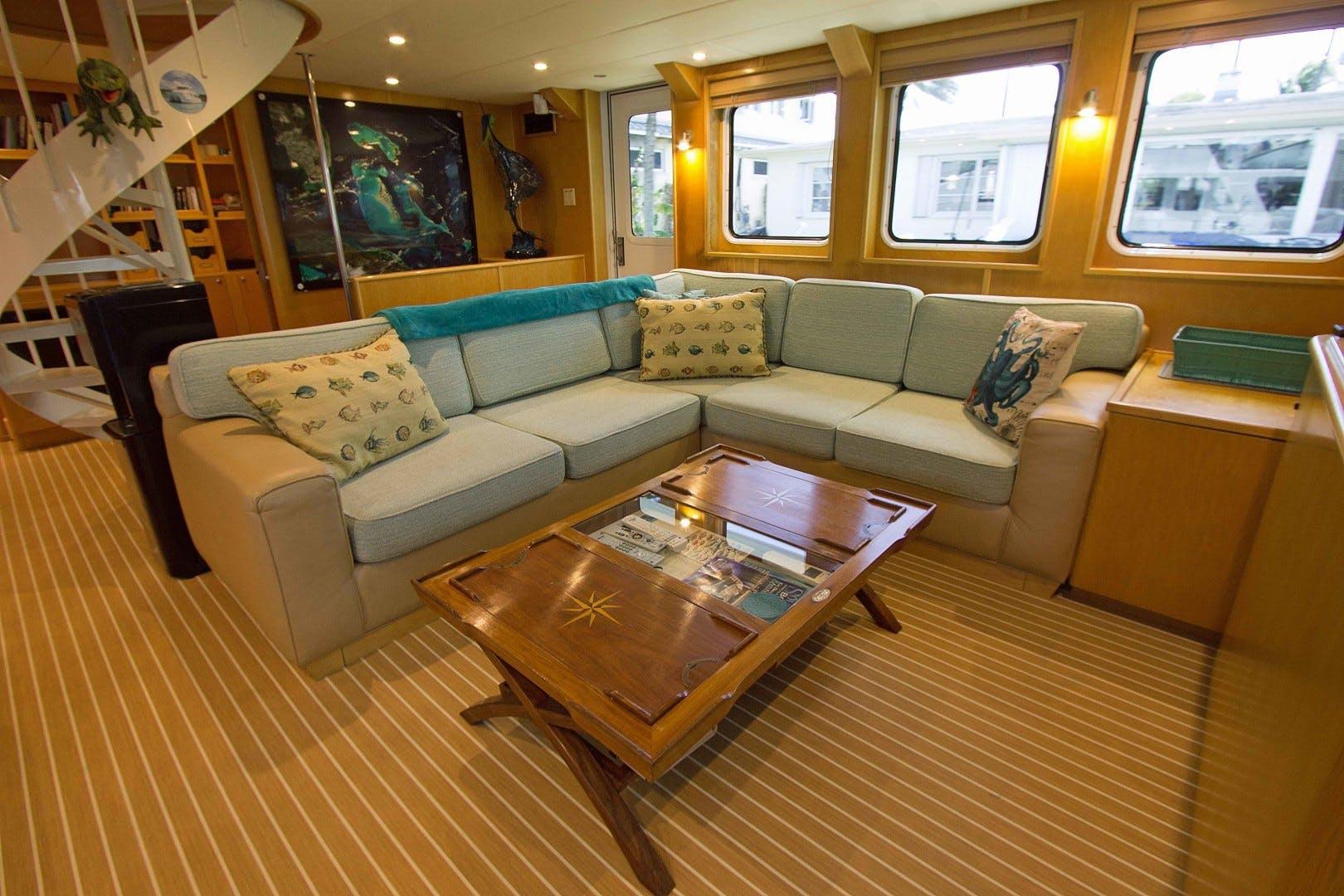2000 Theriault & Son 60' Custom Catamaran Slumber Venture | Picture 2 of 35