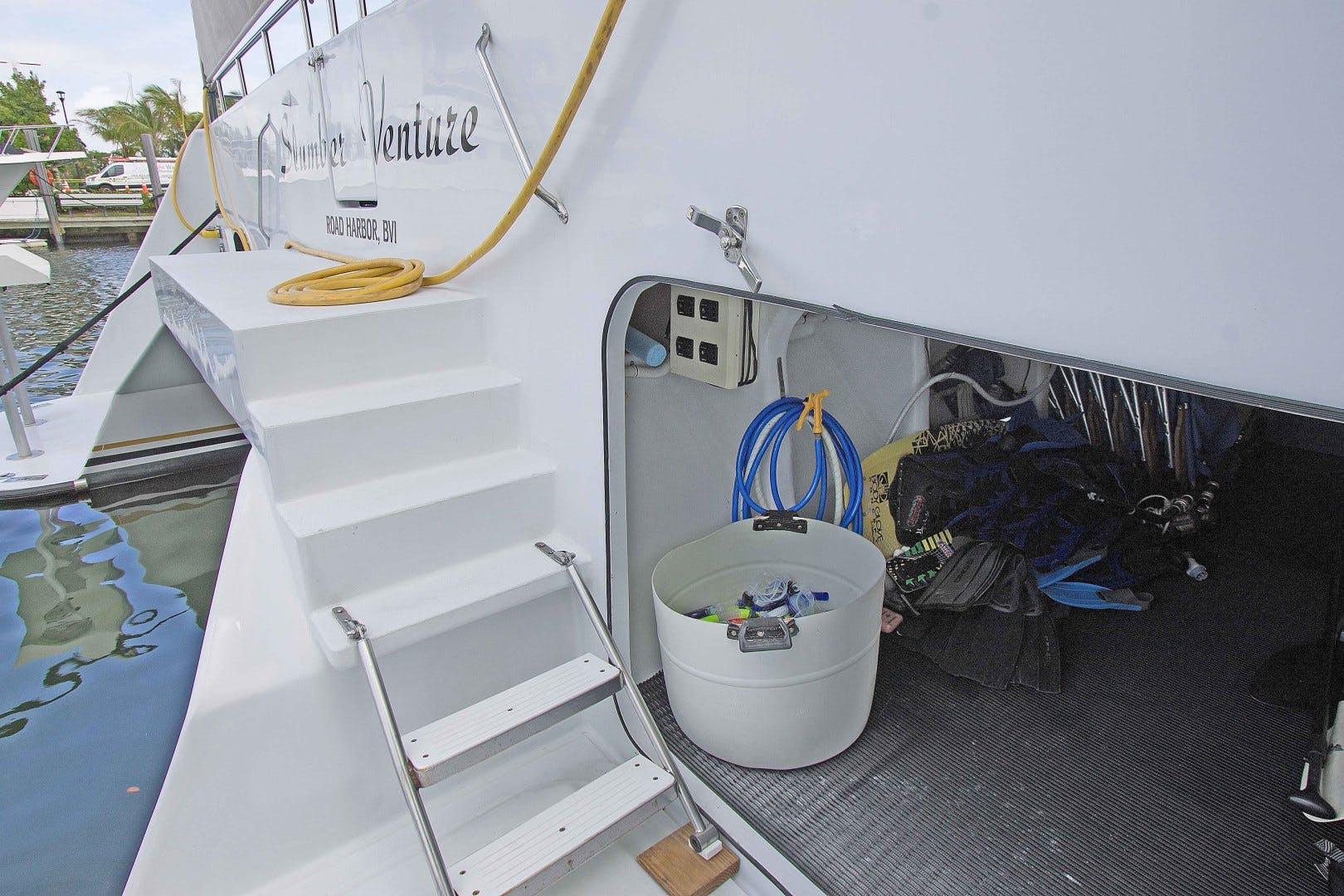 2000 Theriault & Son 60' Custom Catamaran Slumber Venture | Picture 4 of 35