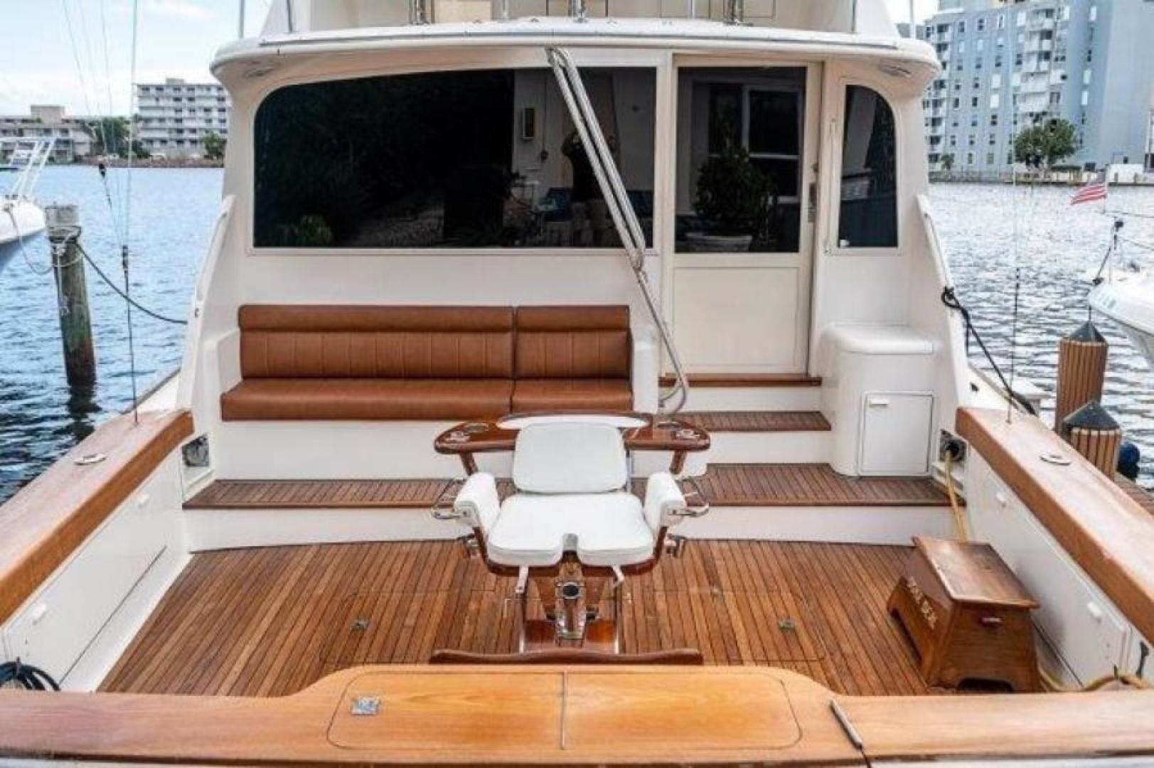 1993 Ocean Yachts 66' Convertible DONE DEAL | Picture 5 of 39