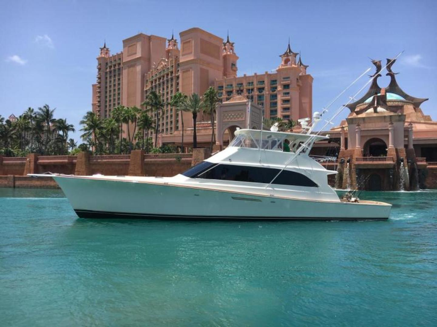 66' Ocean Yachts 1993 Convertible DONE DEAL