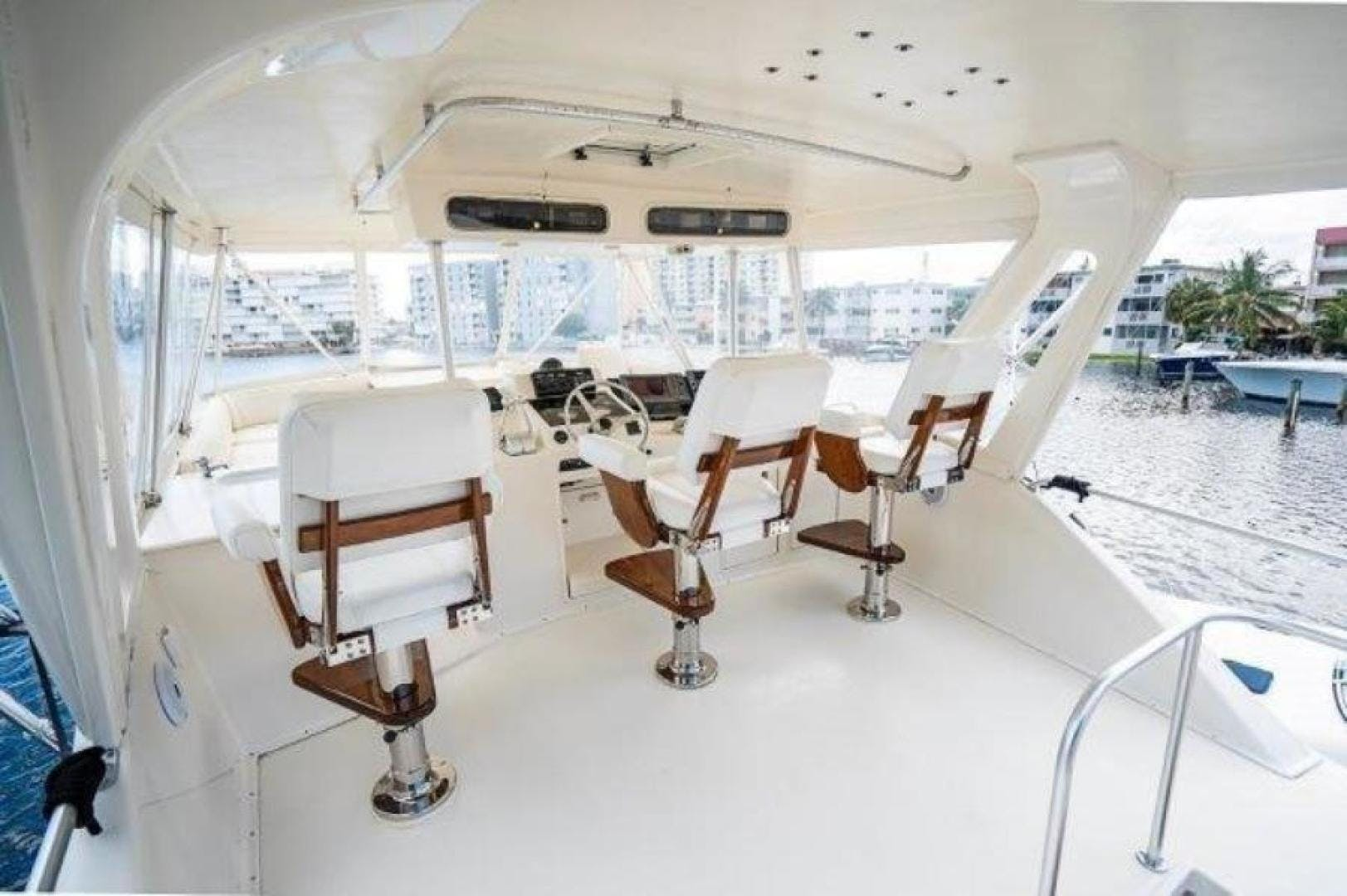 1993 Ocean Yachts 66' Convertible DONE DEAL | Picture 8 of 39