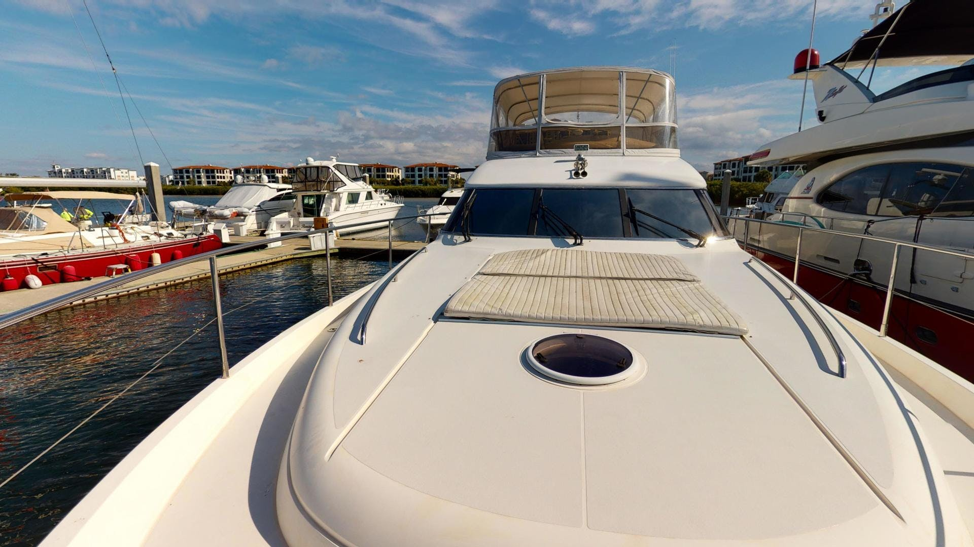 2003 Viking 61' Motor Yacht  | Picture 2 of 37