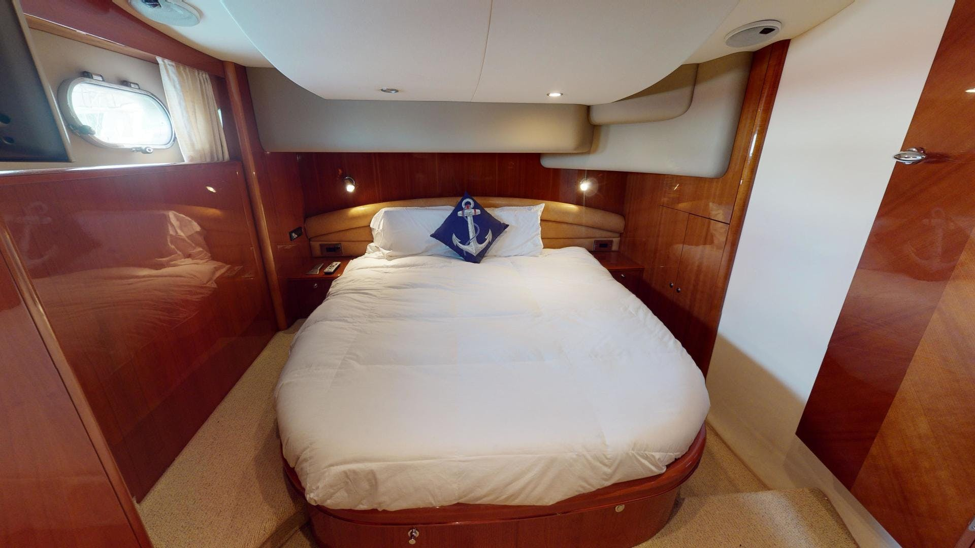 2003 Viking 61' Motor Yacht  | Picture 8 of 37