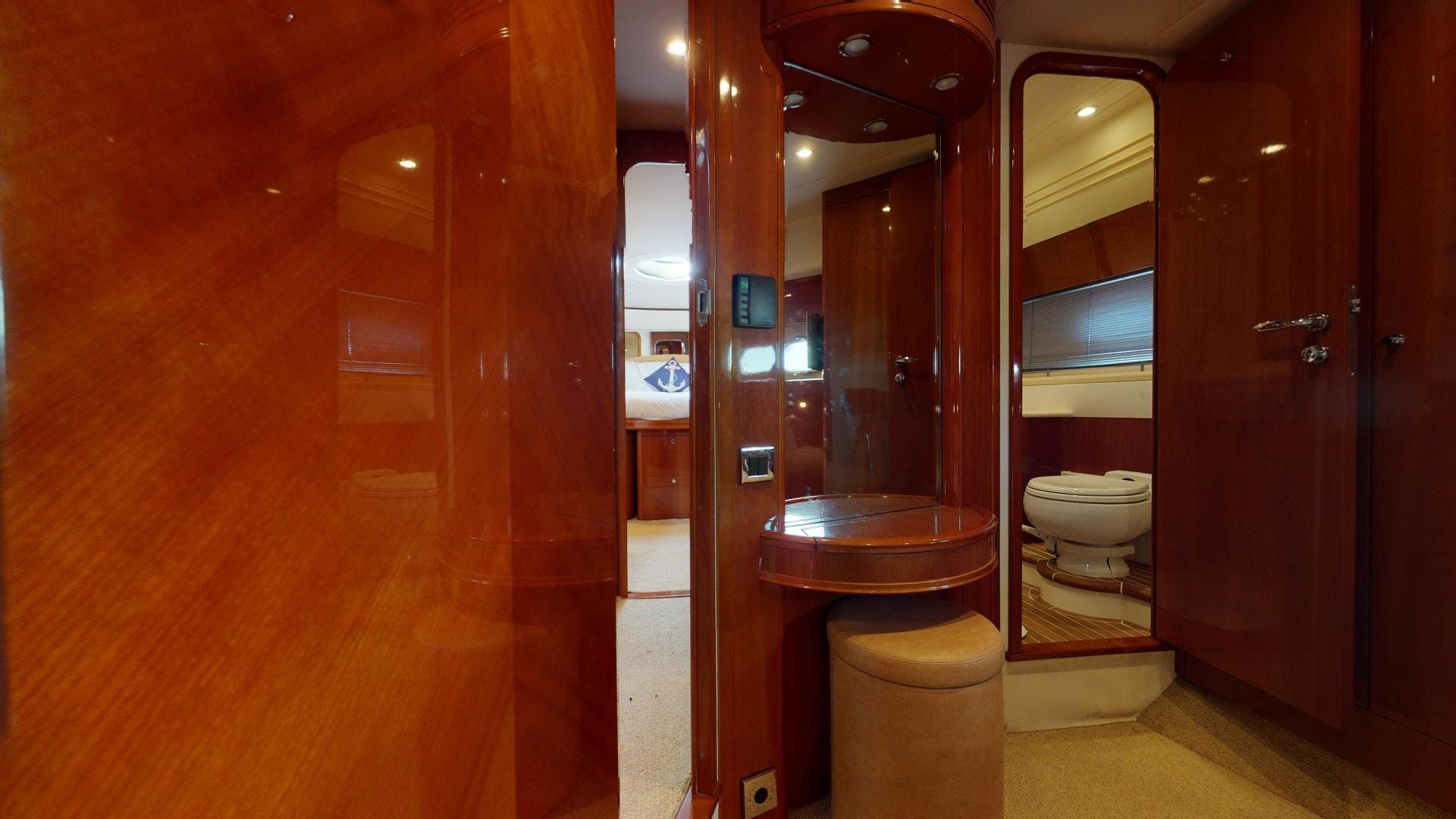 2003 Viking 61' Motor Yacht  | Picture 1 of 37