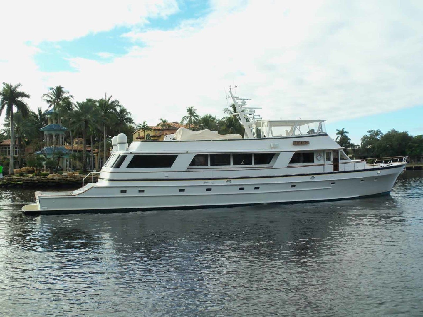 1980 Palmer Johnson 102' CMY BANYAN | Picture 6 of 83