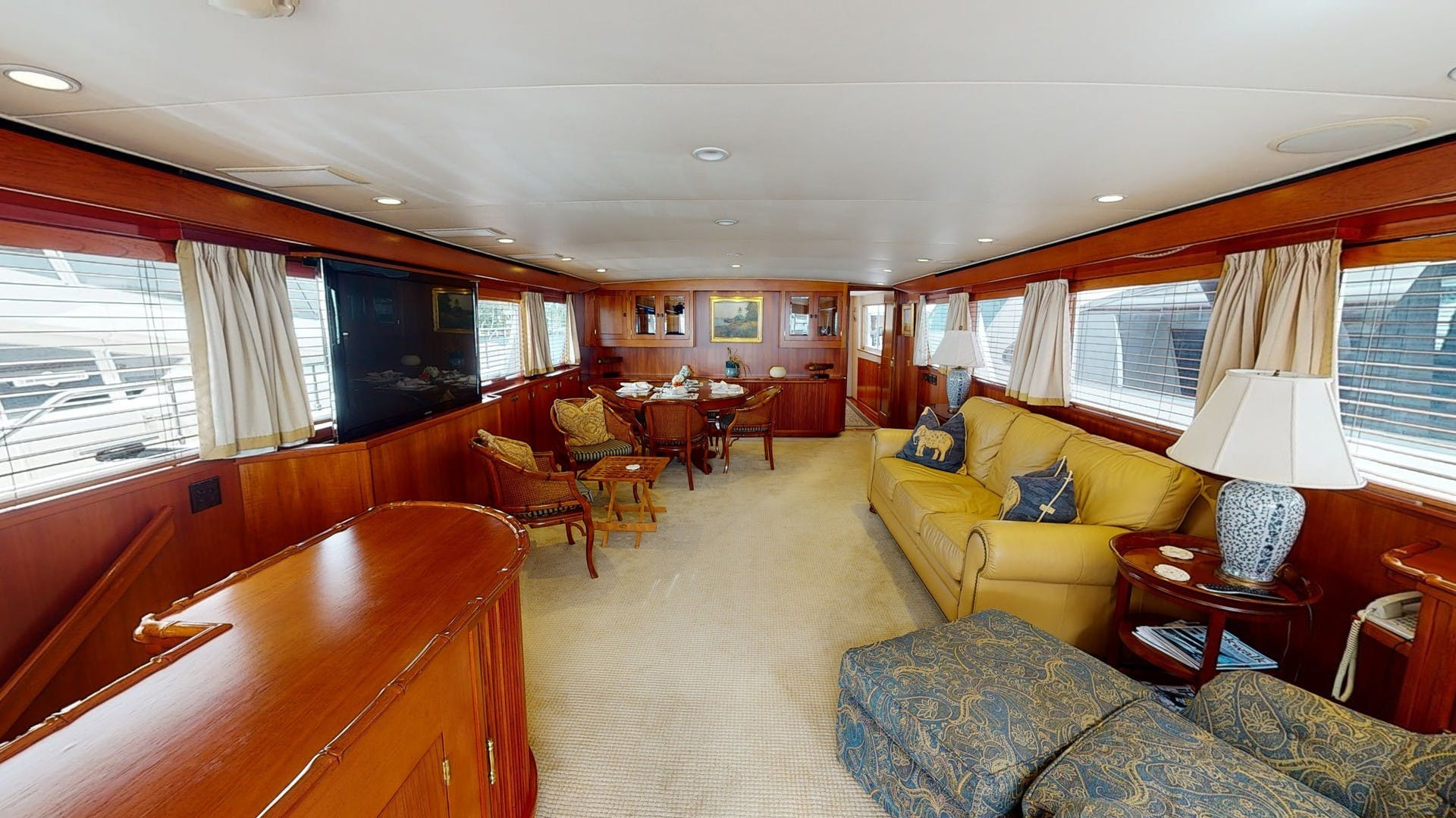 1980 Palmer Johnson 102' Cockpit Motor Yacht BANYAN | Picture 8 of 84