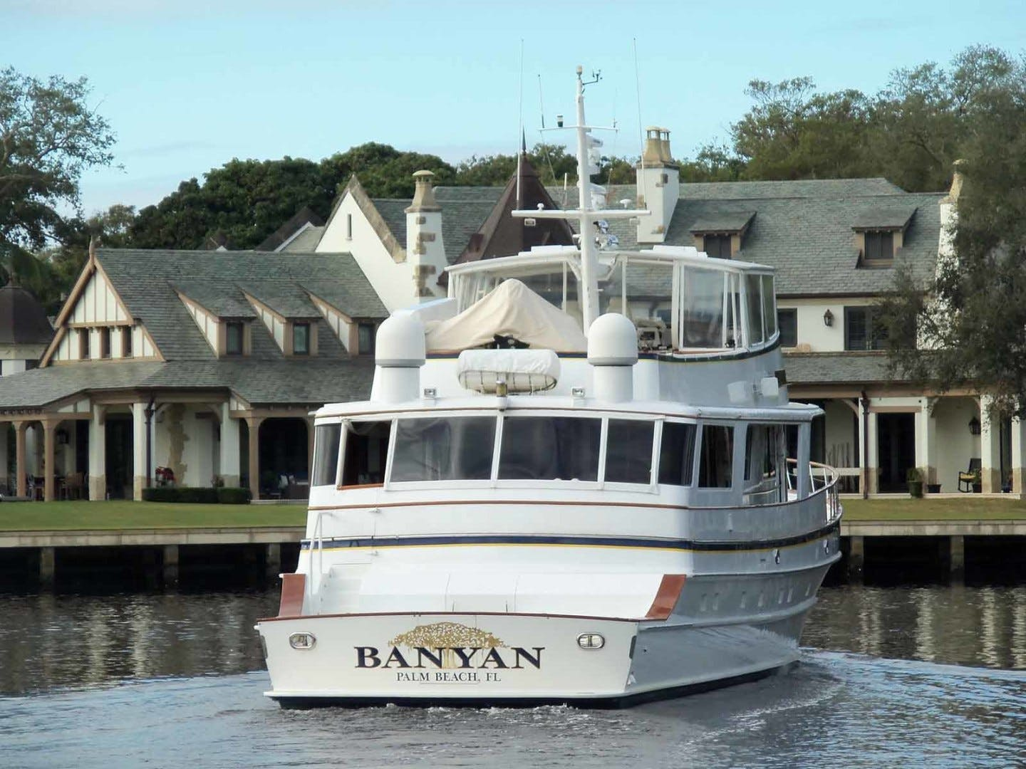 1980 Palmer Johnson 102' CMY BANYAN | Picture 1 of 83