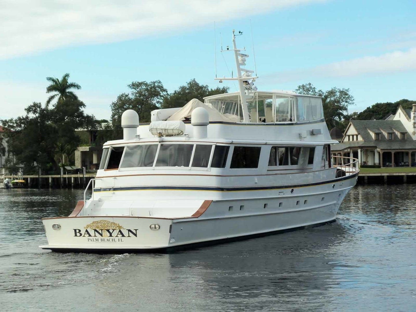 1980 Palmer Johnson 102' CMY BANYAN | Picture 8 of 83
