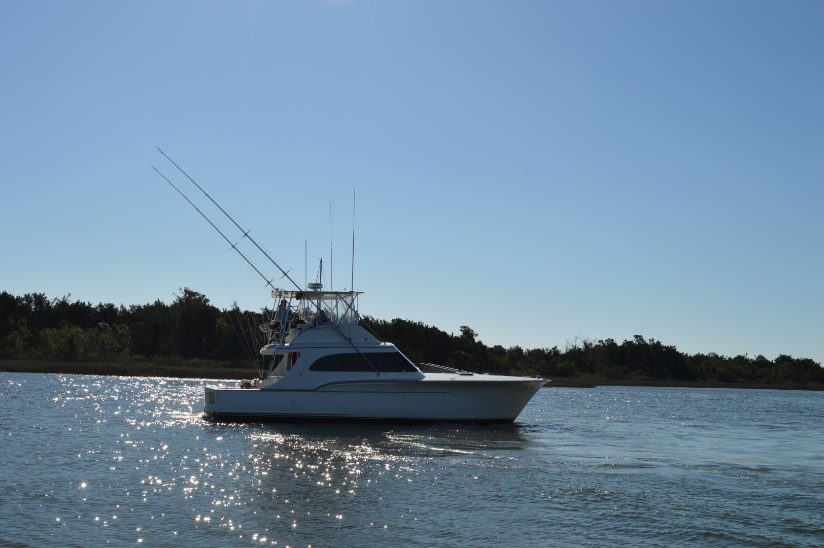 1986 Buddy Davis 47' 47 Sportfish Convertible Rooster | Picture 8 of 71