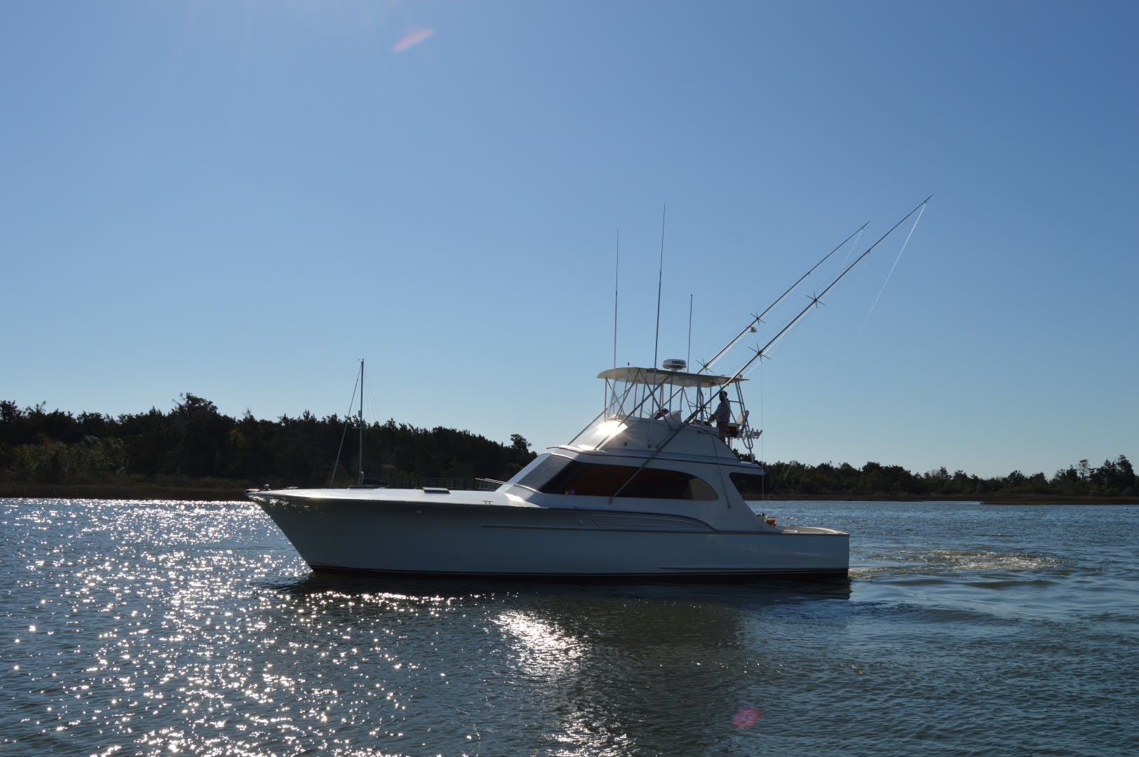1986 Buddy Davis 47' 47 Sportfish Convertible Rooster | Picture 7 of 71
