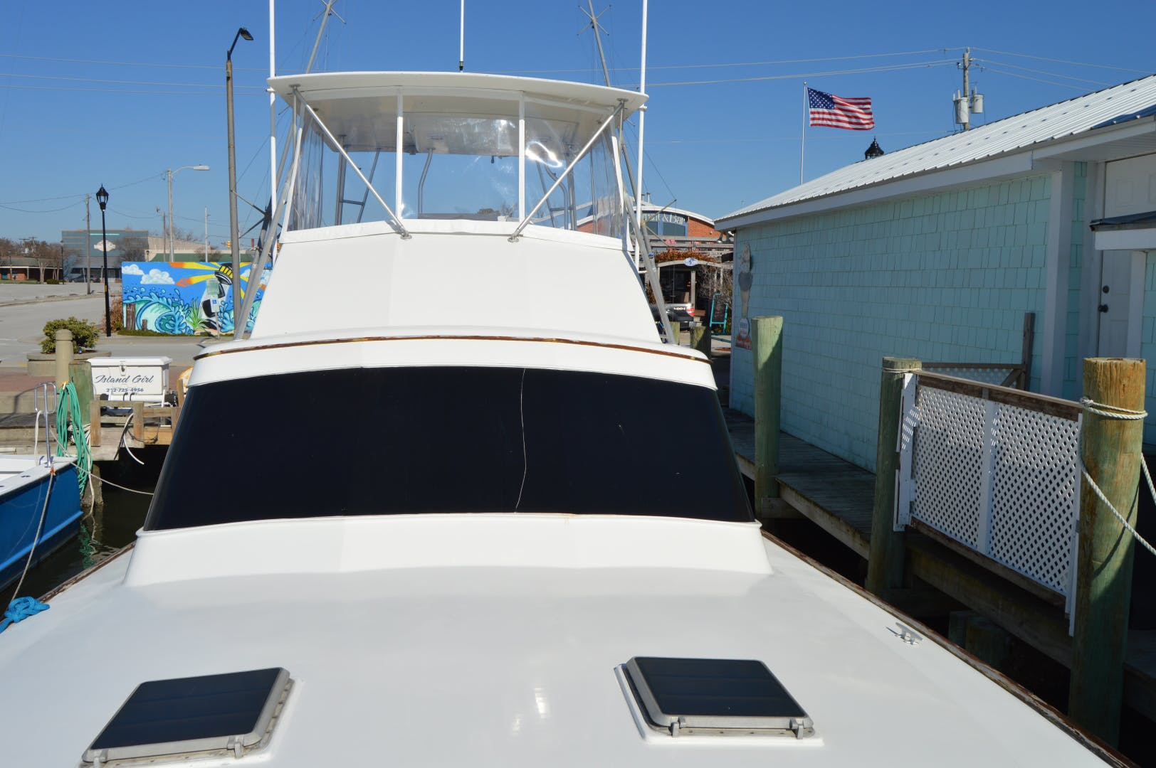 1986 Buddy Davis 47' 47 Sportfish Convertible Rooster | Picture 2 of 71