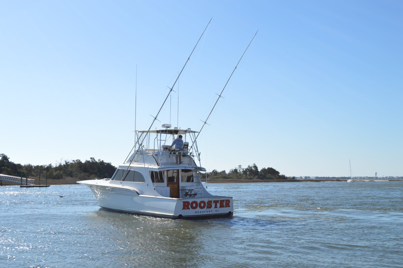 1986 Buddy Davis 47' 47 Sportfish Convertible Rooster | Picture 4 of 71
