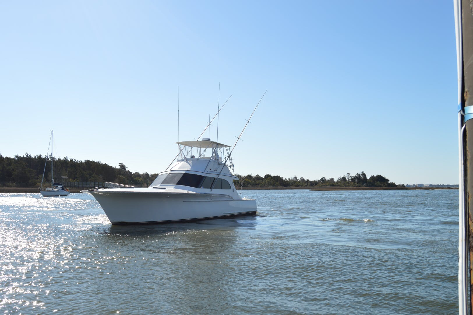 1986 Buddy Davis 47' 47 Sportfish Convertible Rooster | Picture 1 of 71