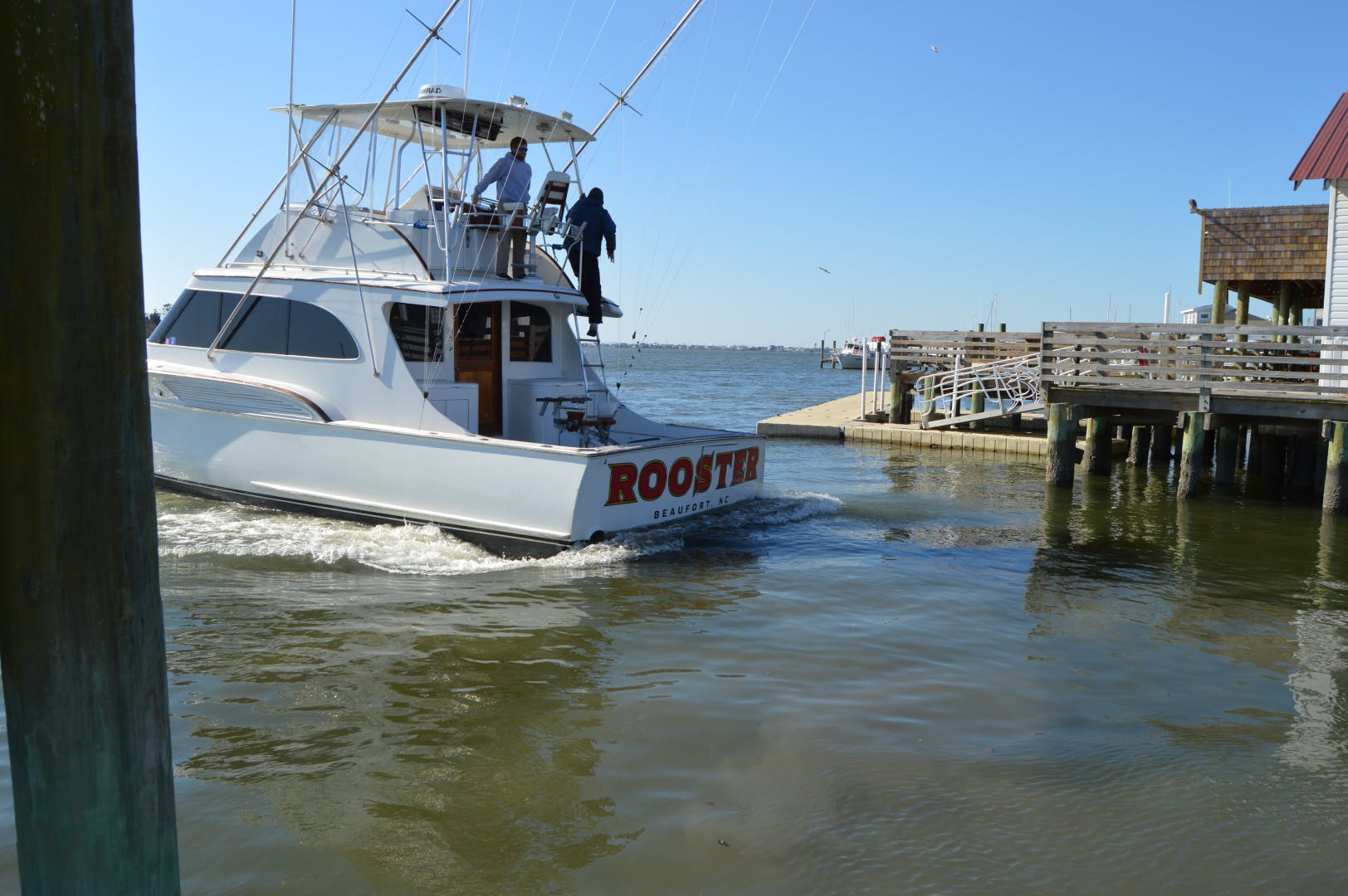 1986 Buddy Davis 47' 47 Sportfish Convertible Rooster | Picture 3 of 71