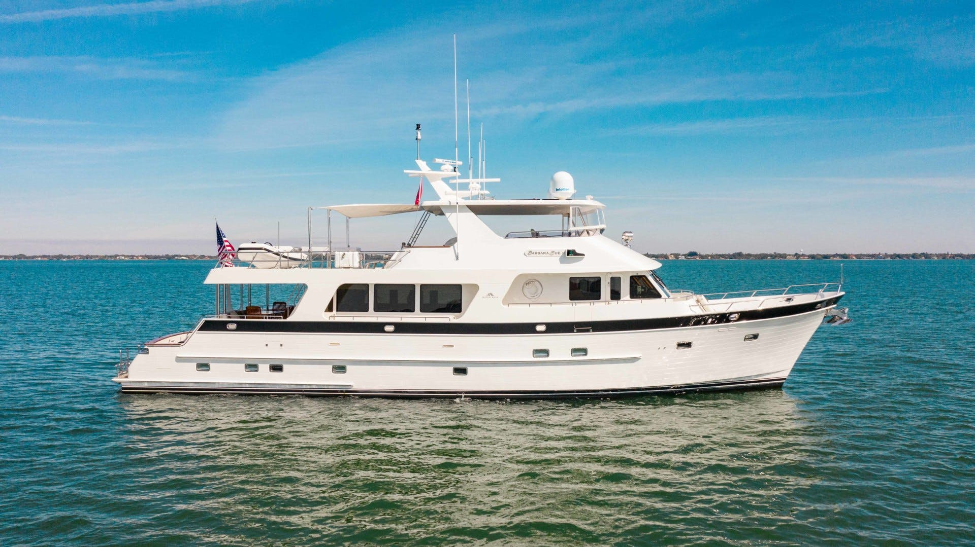 2015 Outer Reef Yachts 82' 82 CPMY Barbara Sue II | Picture 1 of 84