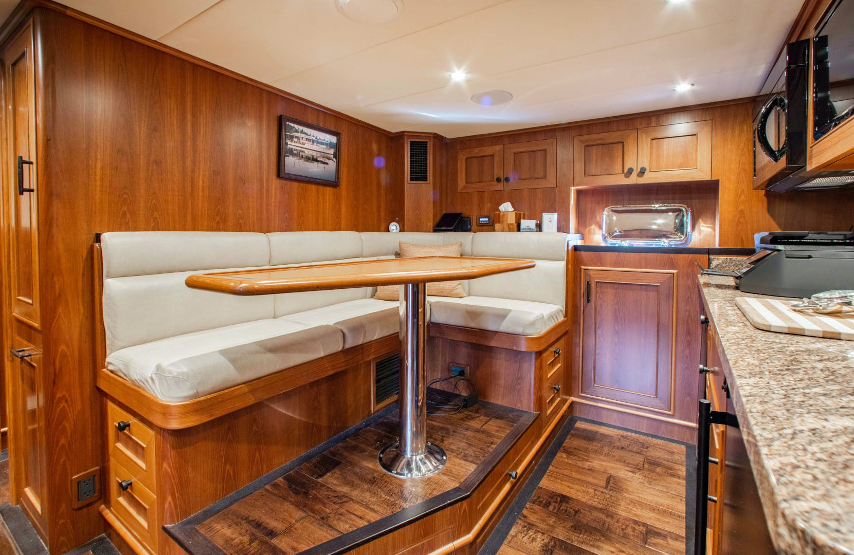 2015 Outer Reef Yachts 82' 82 CPMY Barbara Sue II | Picture 7 of 84