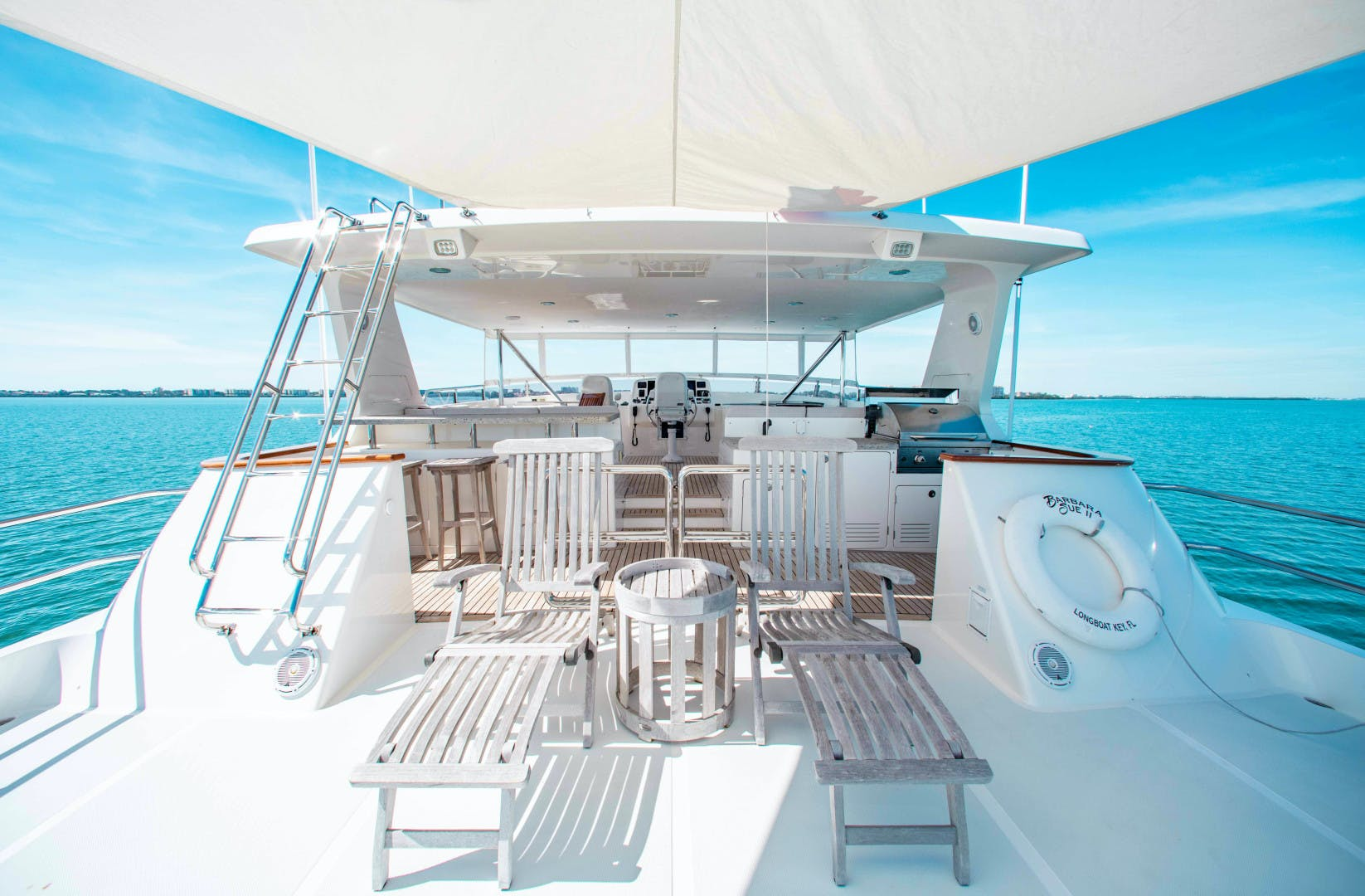 2015 Outer Reef Yachts 82' 82 CPMY Barbara Sue II | Picture 5 of 84