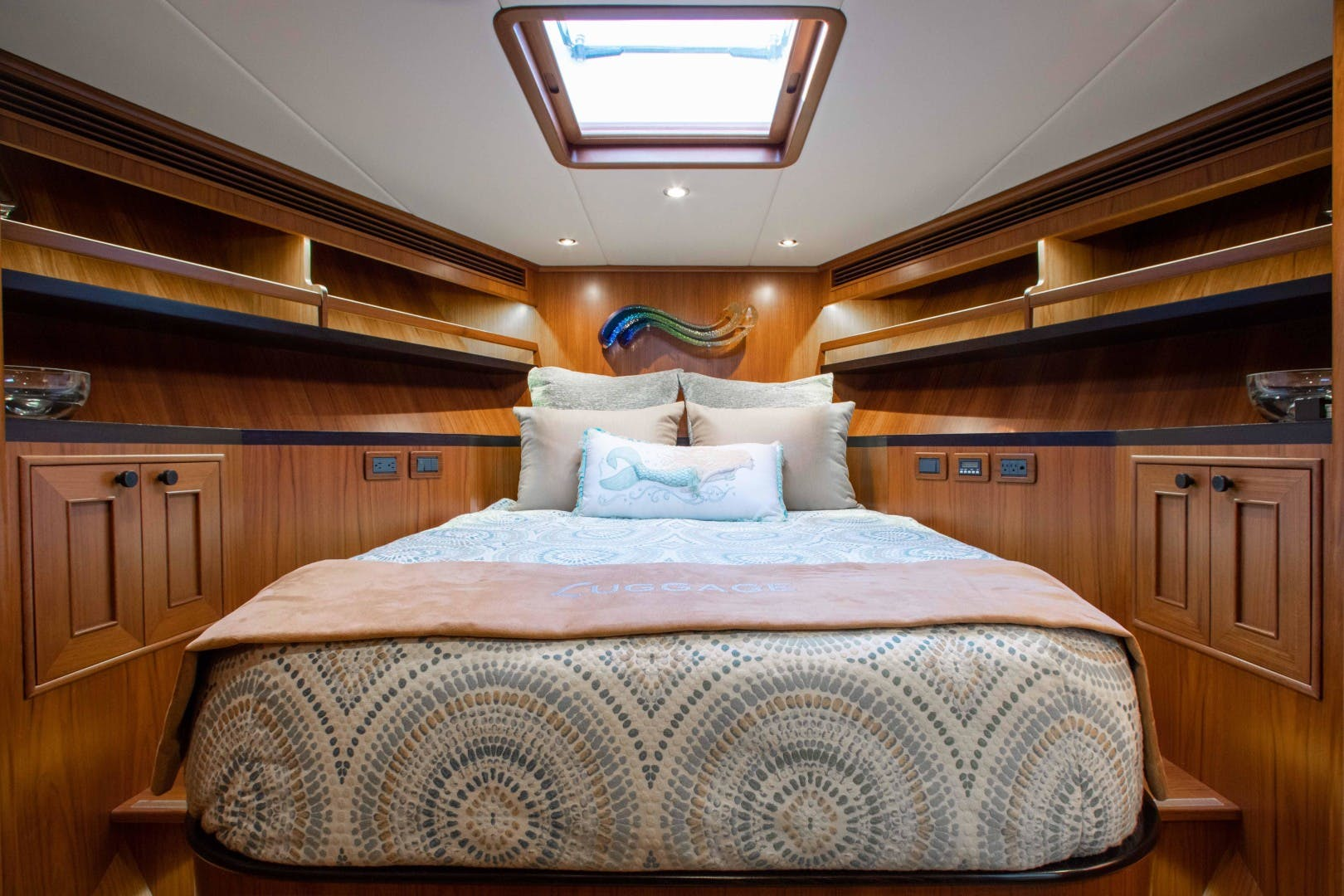 2015 Outer Reef Yachts 82' 82 CPMY Barbara Sue II | Picture 6 of 84