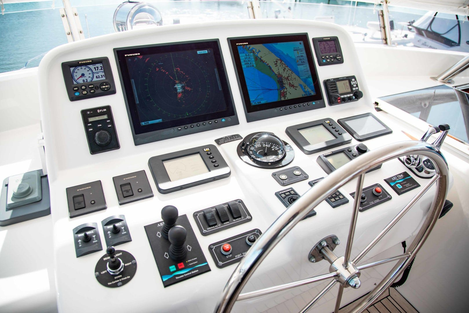 2015 Outer Reef Yachts 82' 82 CPMY Barbara Sue II | Picture 8 of 84