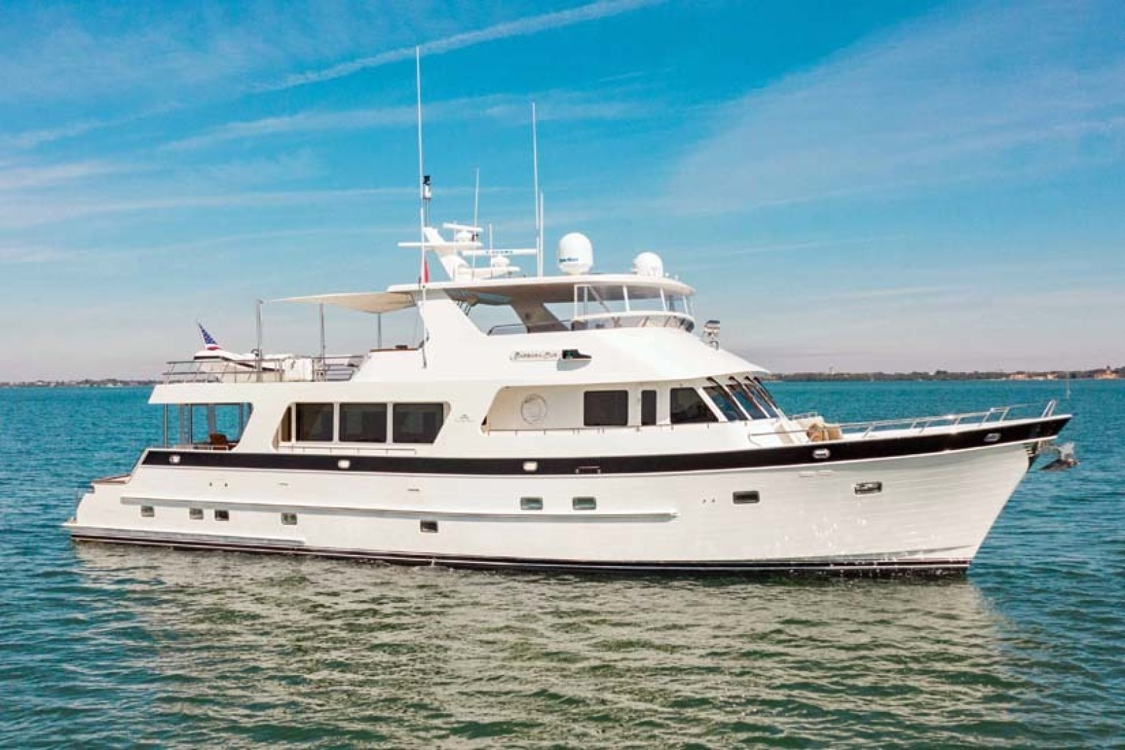 82' Outer Reef Yachts 2015 82 CPMY Barbara Sue II