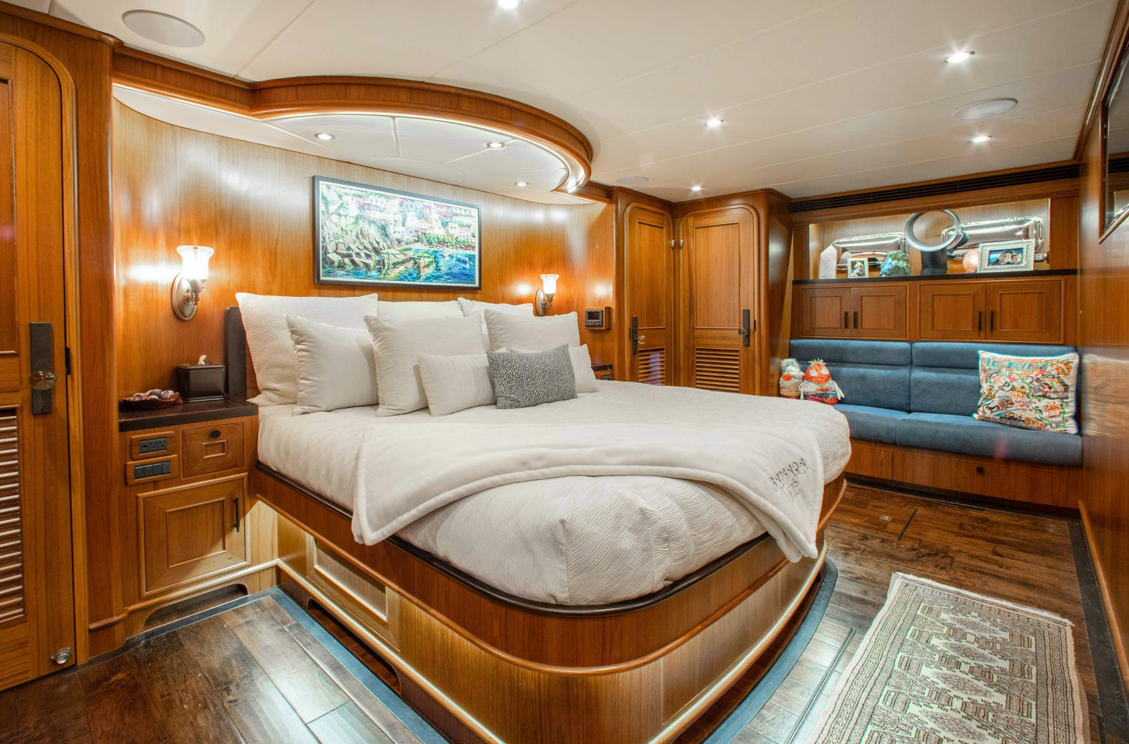 2015 Outer Reef Yachts 82' 82 CPMY Barbara Sue II | Picture 4 of 84