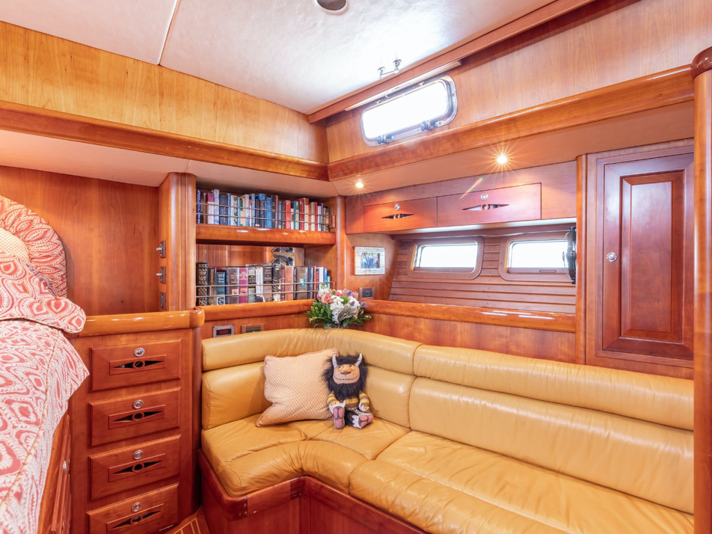 1995 Little Harbor 70' 70 WILD THING | Picture 7 of 27