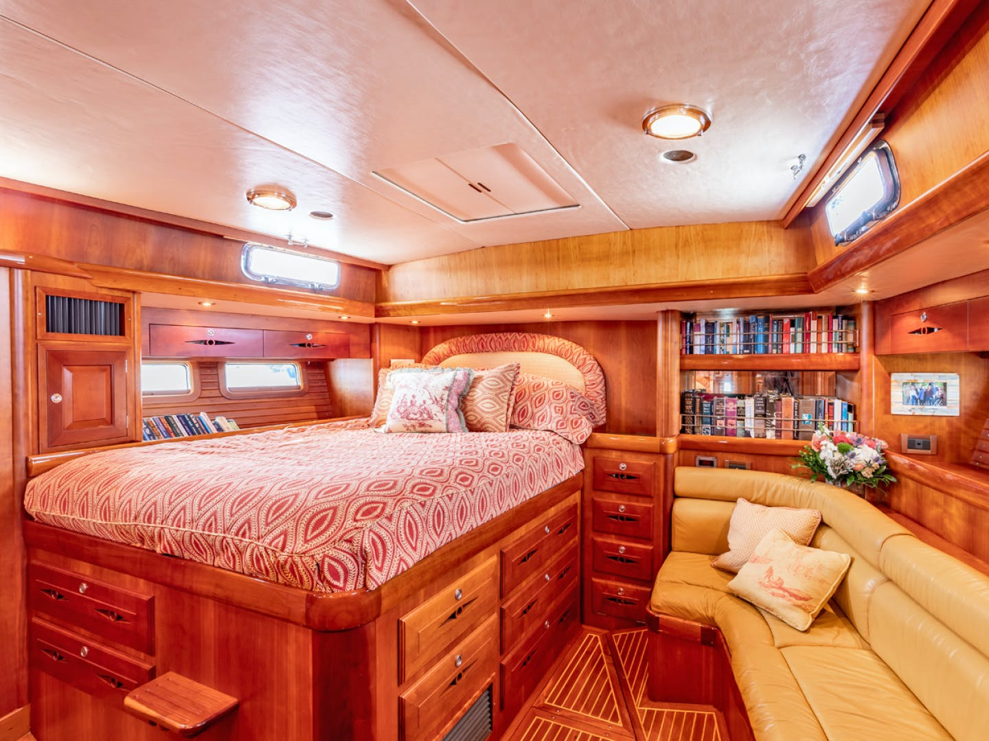 1995 Little Harbor 70' 70 WILD THING | Picture 6 of 27