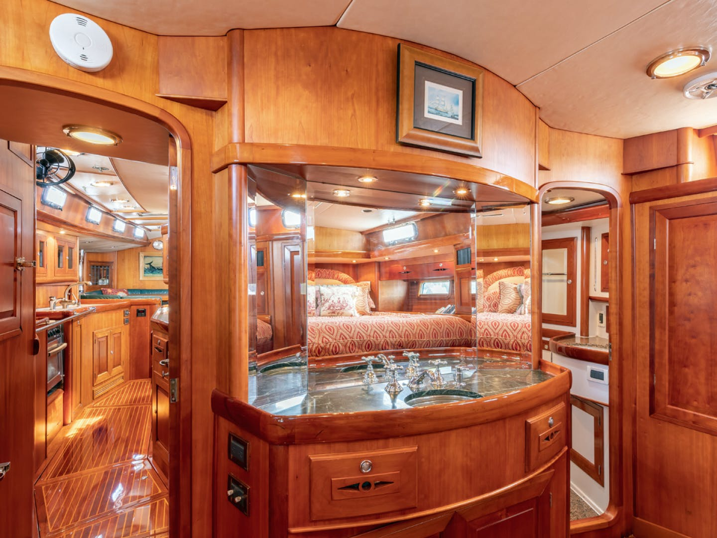 1995 Little Harbor 70' 70 WILD THING | Picture 8 of 27