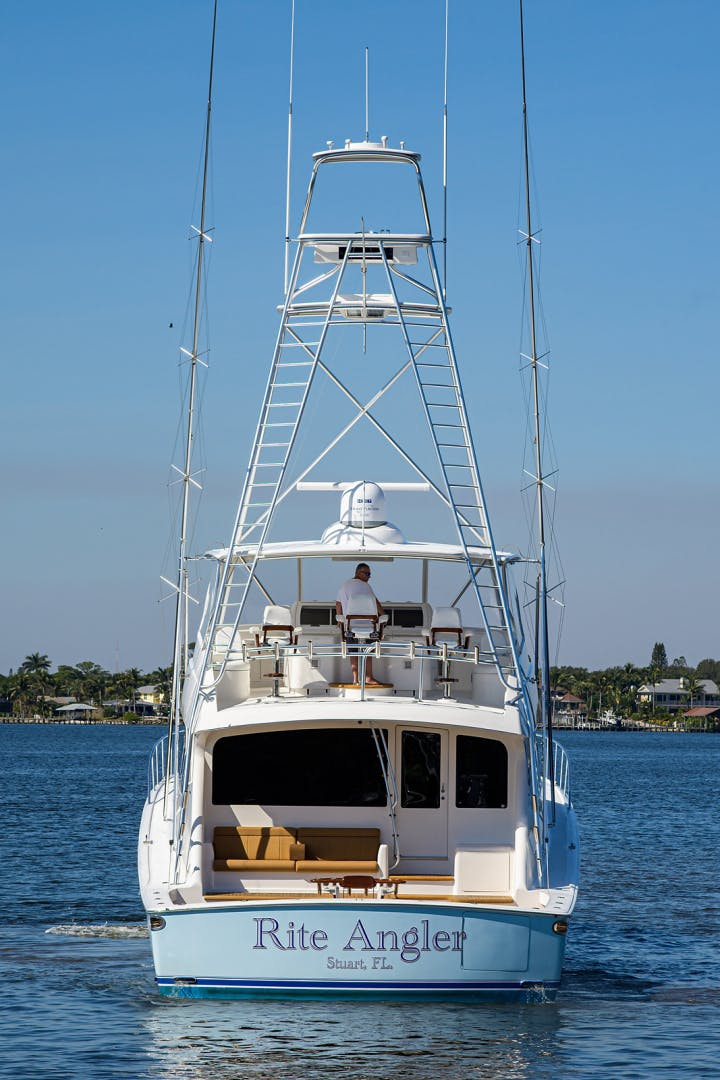 2010 Viking 82' Convertible  RITE ANGLER | Picture 3 of 51
