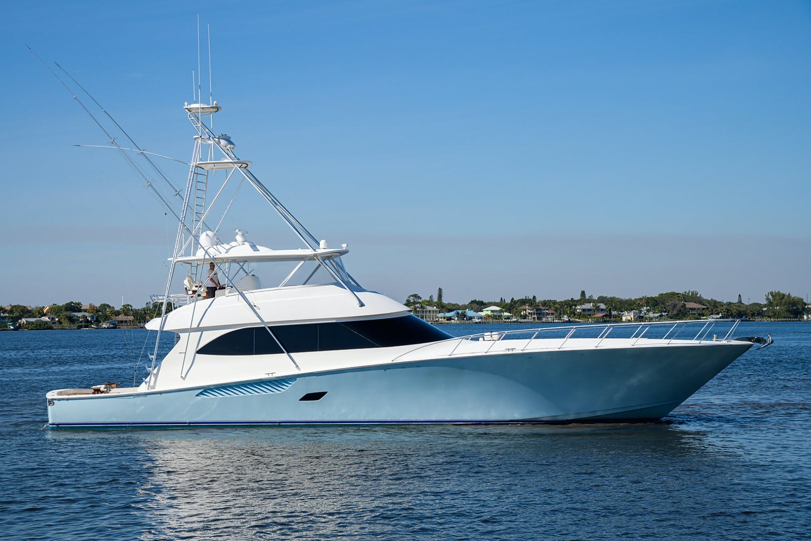 2010 Viking 82' Convertible  RITE ANGLER | Picture 1 of 51
