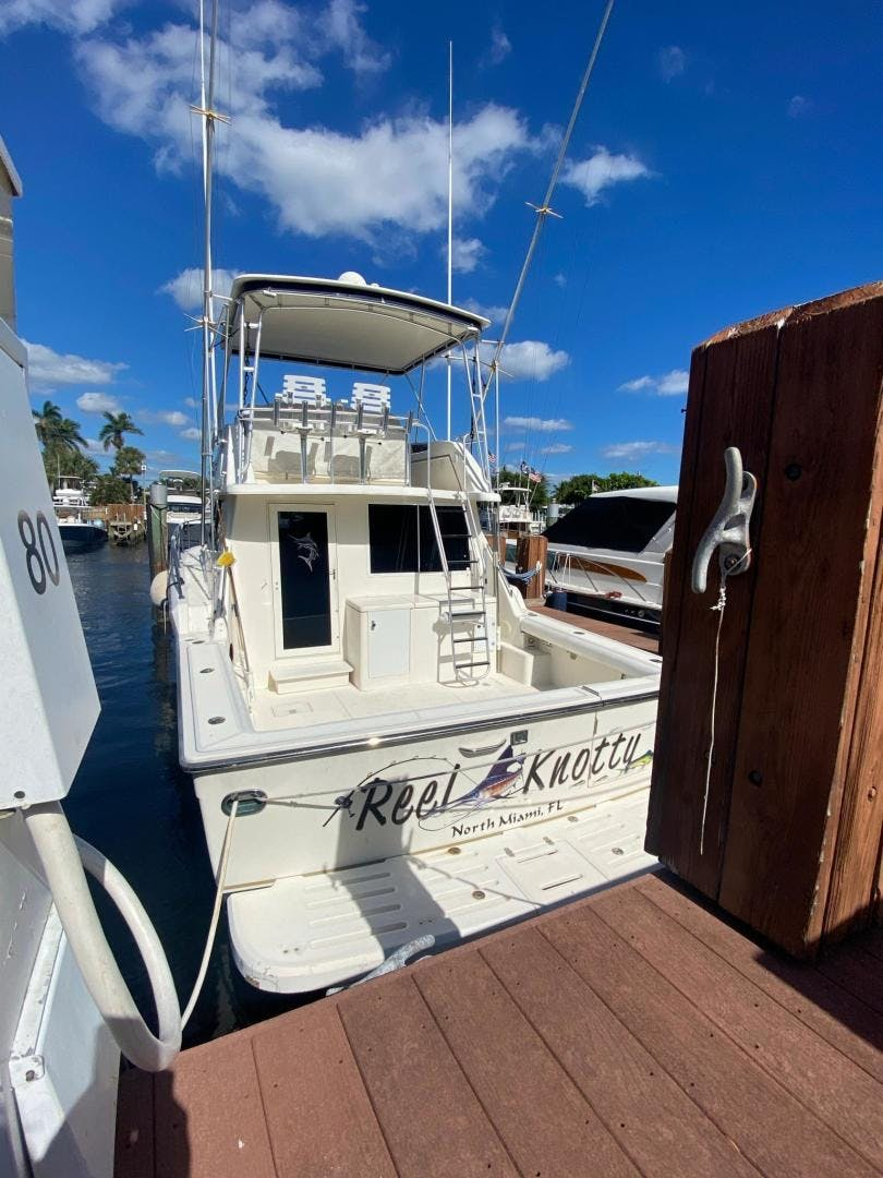 1997 Tiara Yachts 43' Luxury Sportfish Reel Knotty | Picture 6 of 92