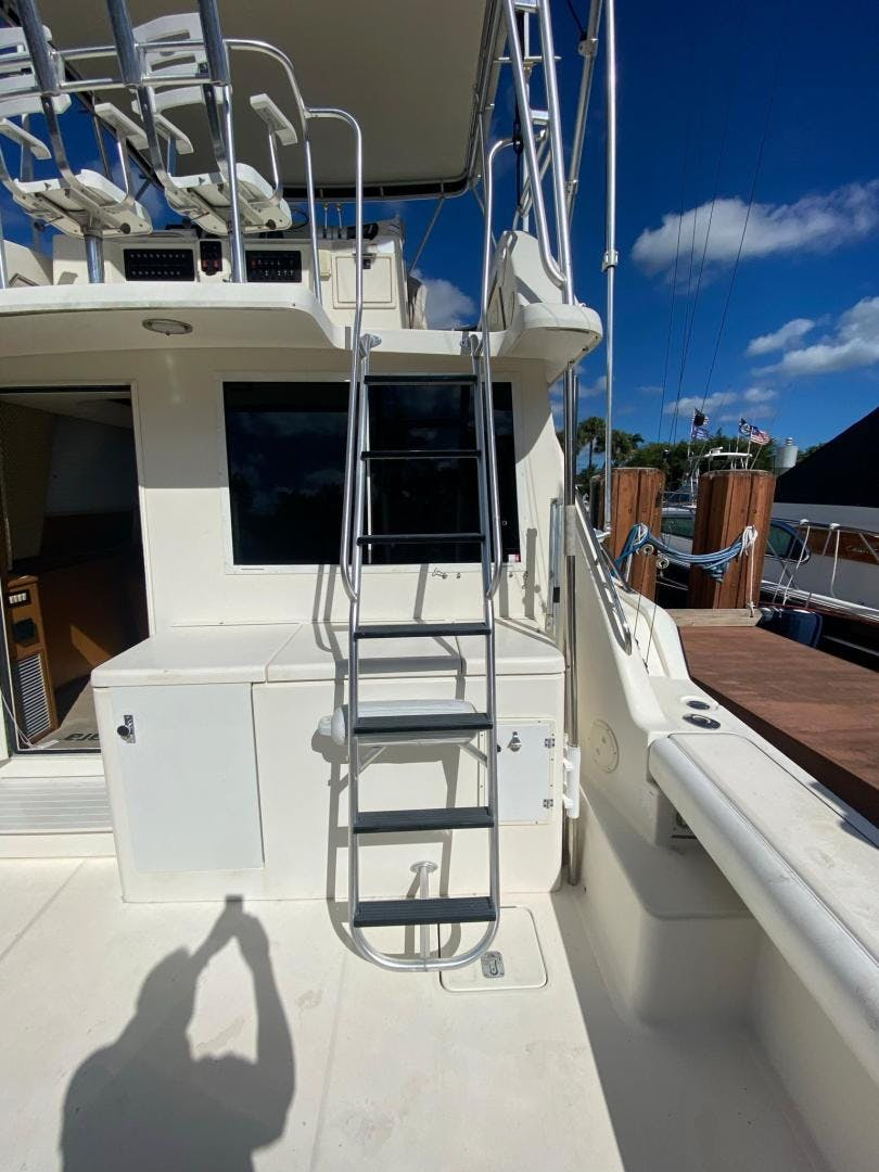 1997 Tiara Yachts 43' Luxury Sportfish Reel Knotty | Picture 4 of 92