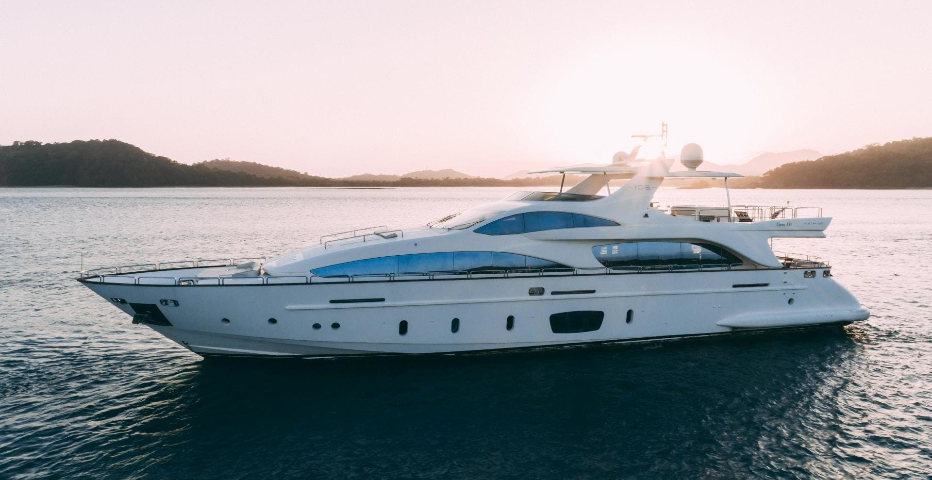 2007 Azimut 105' Grande CAMY ED | Picture 2 of 77