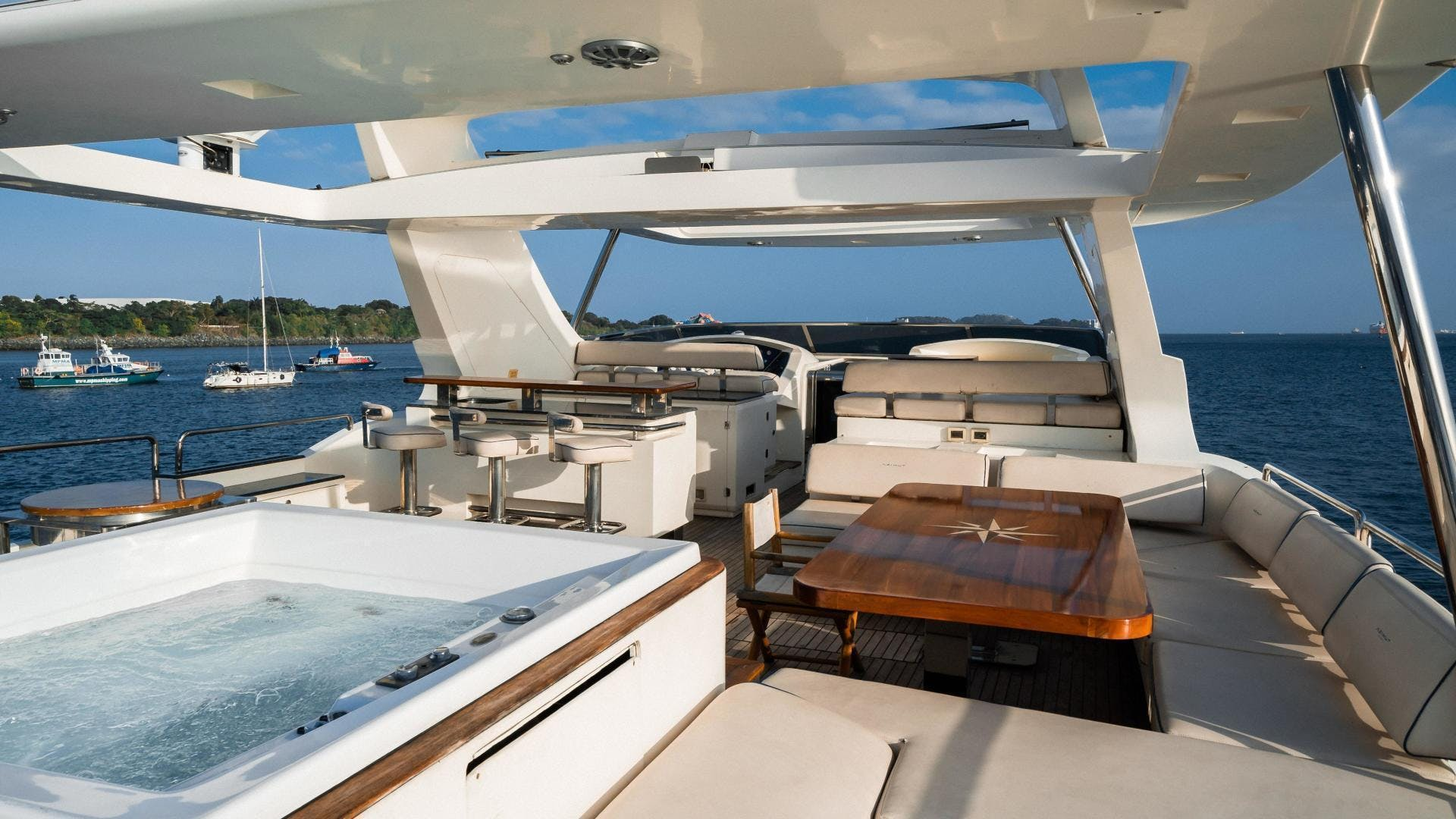 2007 Azimut 105' Grande CAMY ED | Picture 5 of 77