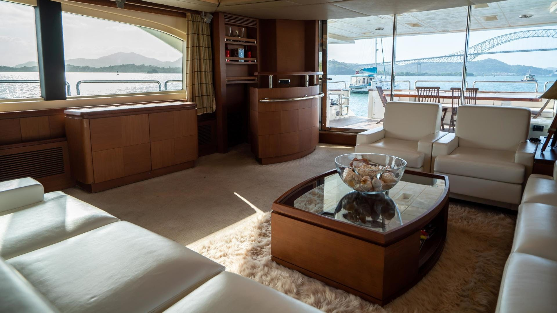 2007 Azimut 105' Grande CAMY ED | Picture 4 of 77