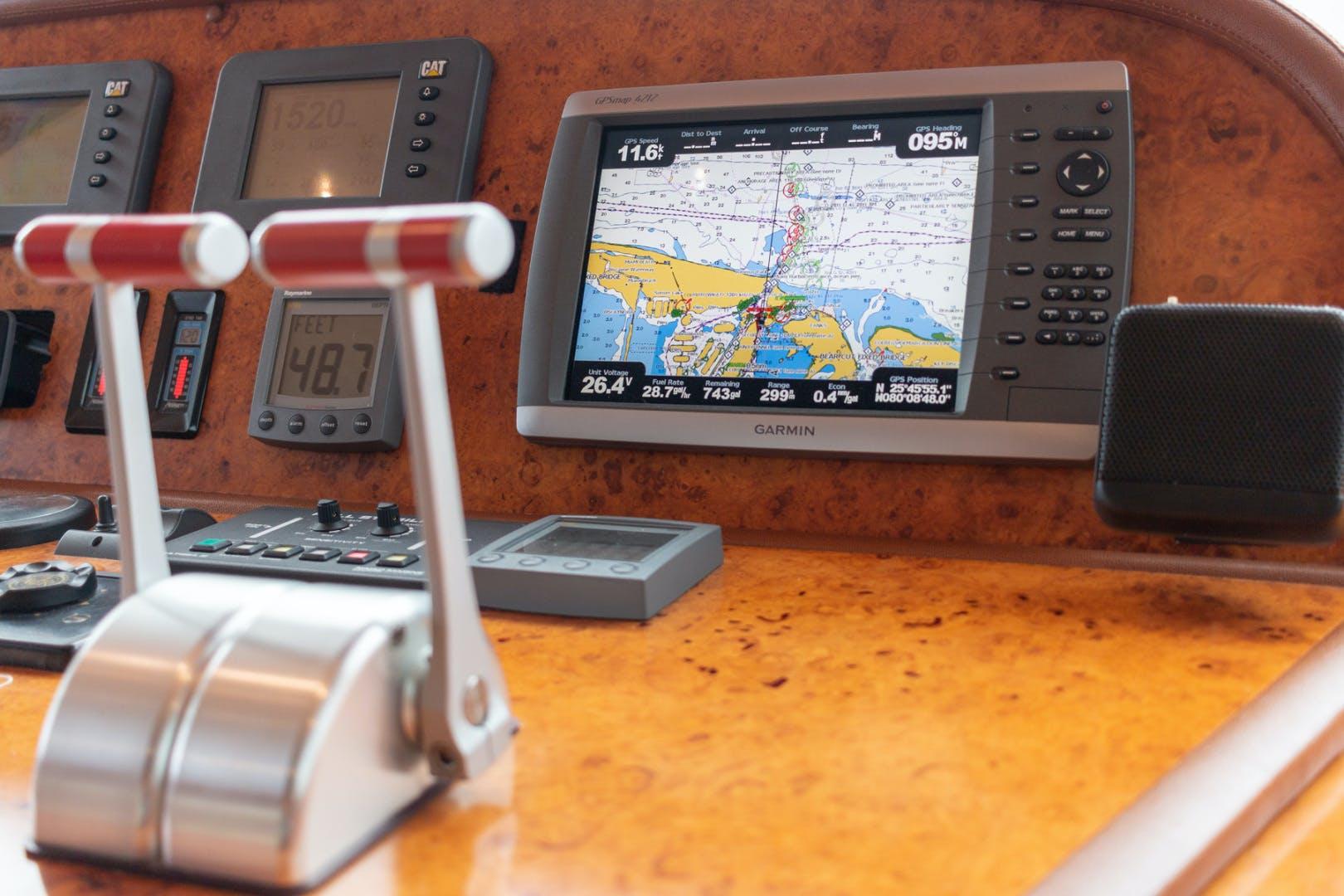 2003 Hargrave 68' Open Bridge Frivolous | Picture 8 of 74