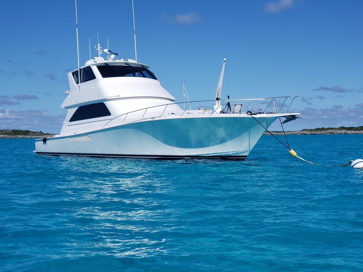 2002 Viking 61' Enclosed Bridge King and I | Picture 1 of 23