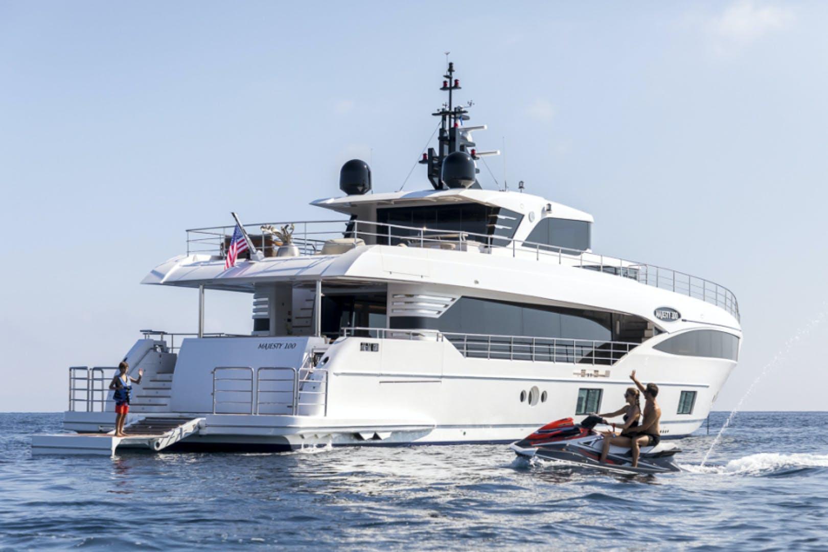 2022 Majesty Yachts 100' Majesty 100 MAJESTY 100 | Picture 5 of 21