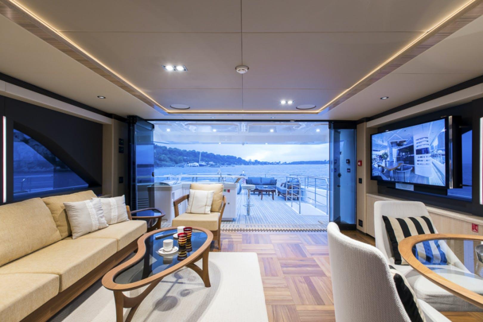 2022 Majesty Yachts 100' Majesty 100 MAJESTY 100 | Picture 1 of 21
