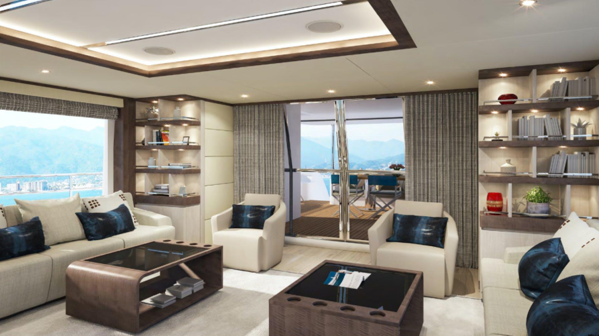 2022 Majesty Yachts 100' Majesty 100 MAJESTY 100 | Picture 2 of 21