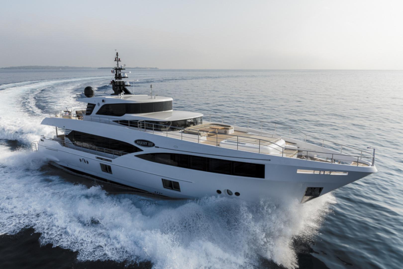 "2022 Majesty Yachts 100' Majesty 100 ""MAJESTY 100"""